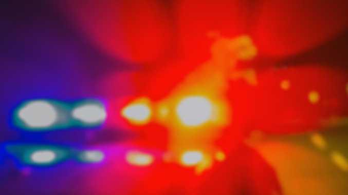 'Police ran like a couple of gazelles' to apprehend man