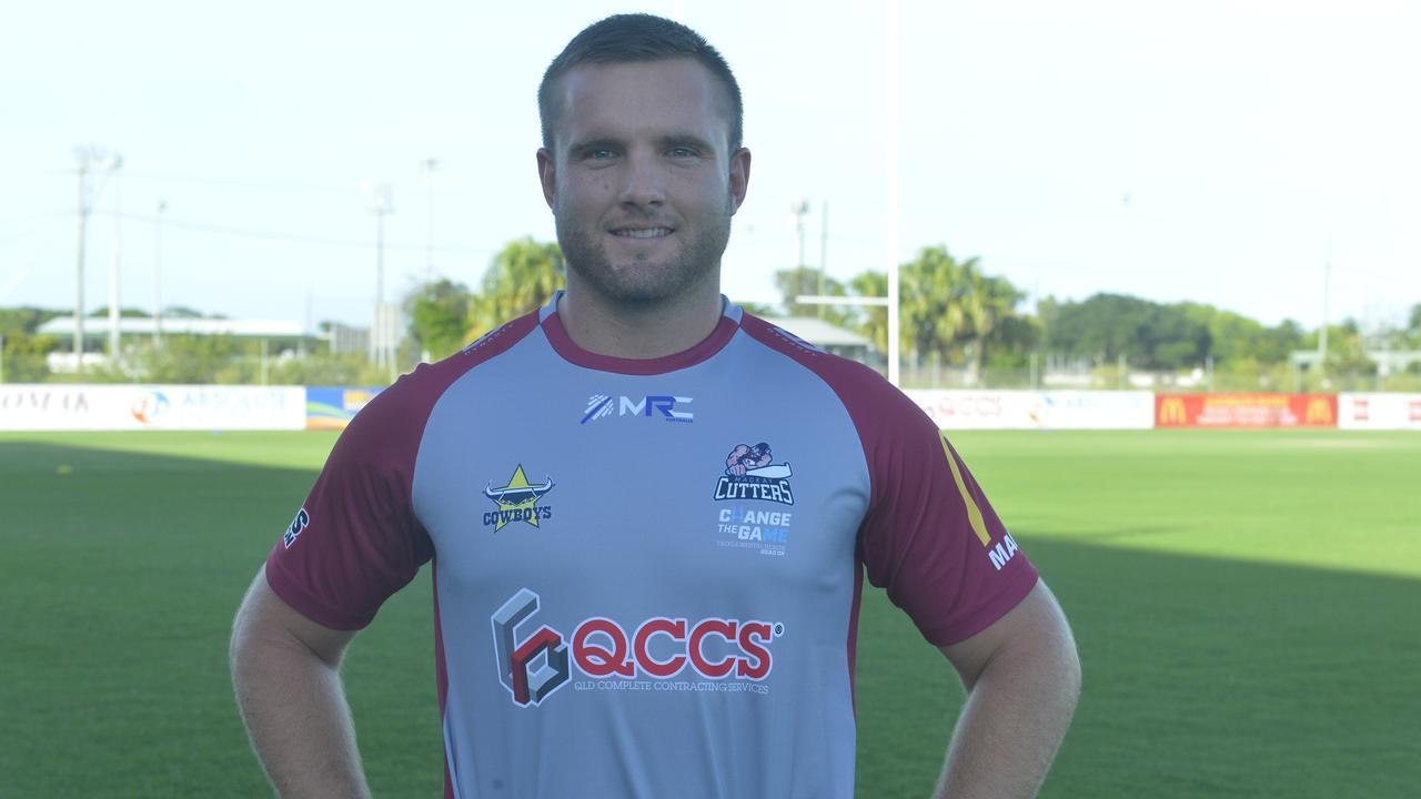 Mackay Cutters recruit Jack Quinn.