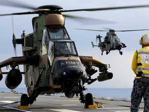 ADF to buy fleet of 'most lethal' choppers