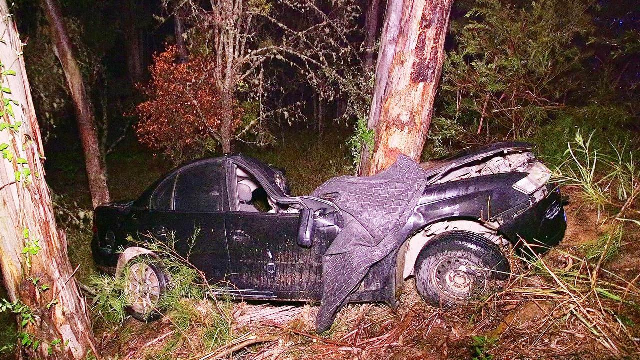 The crash took place in Dundurrabin, inland of Coffs Harbour, in October last year.