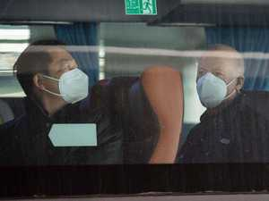 WHO team arrives in China for COVID probe; US deaths soar