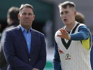 Warne: How Marnus reacted when I reached out