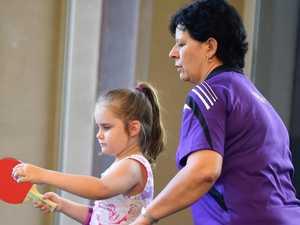 Spinneroos table tennis beginner program coming to Mackay