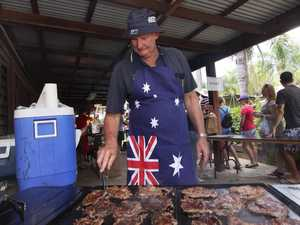 Rocky Australia Day celebrations moved again