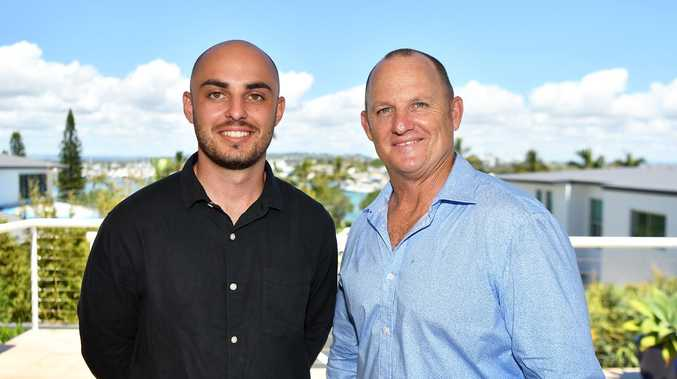 Footy legend tackles selling real estate on the Coast