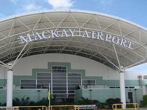 Masks mandatory for all passengers through Mackay Airport