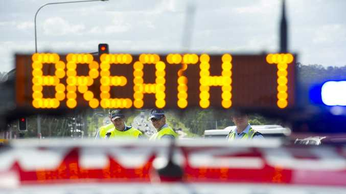 Woman refuses breath test after car crash on Highway
