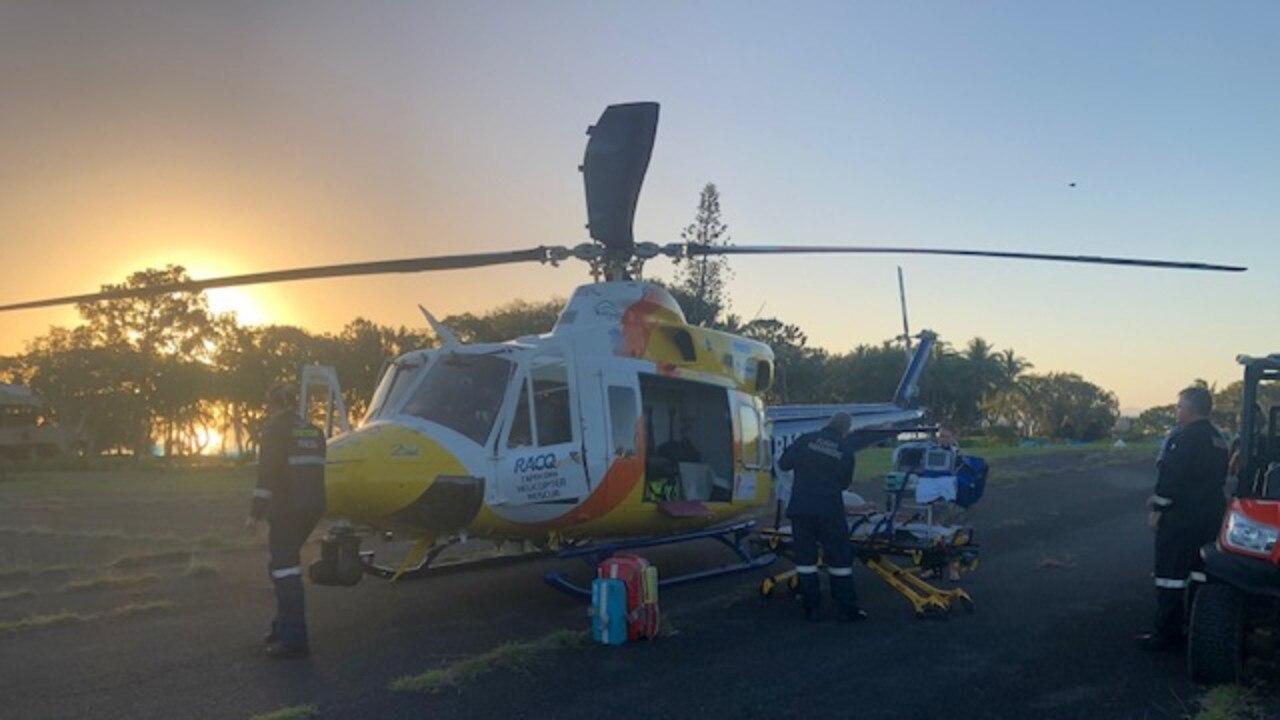 Cap Rescue Helicopter GKI 14JAN20