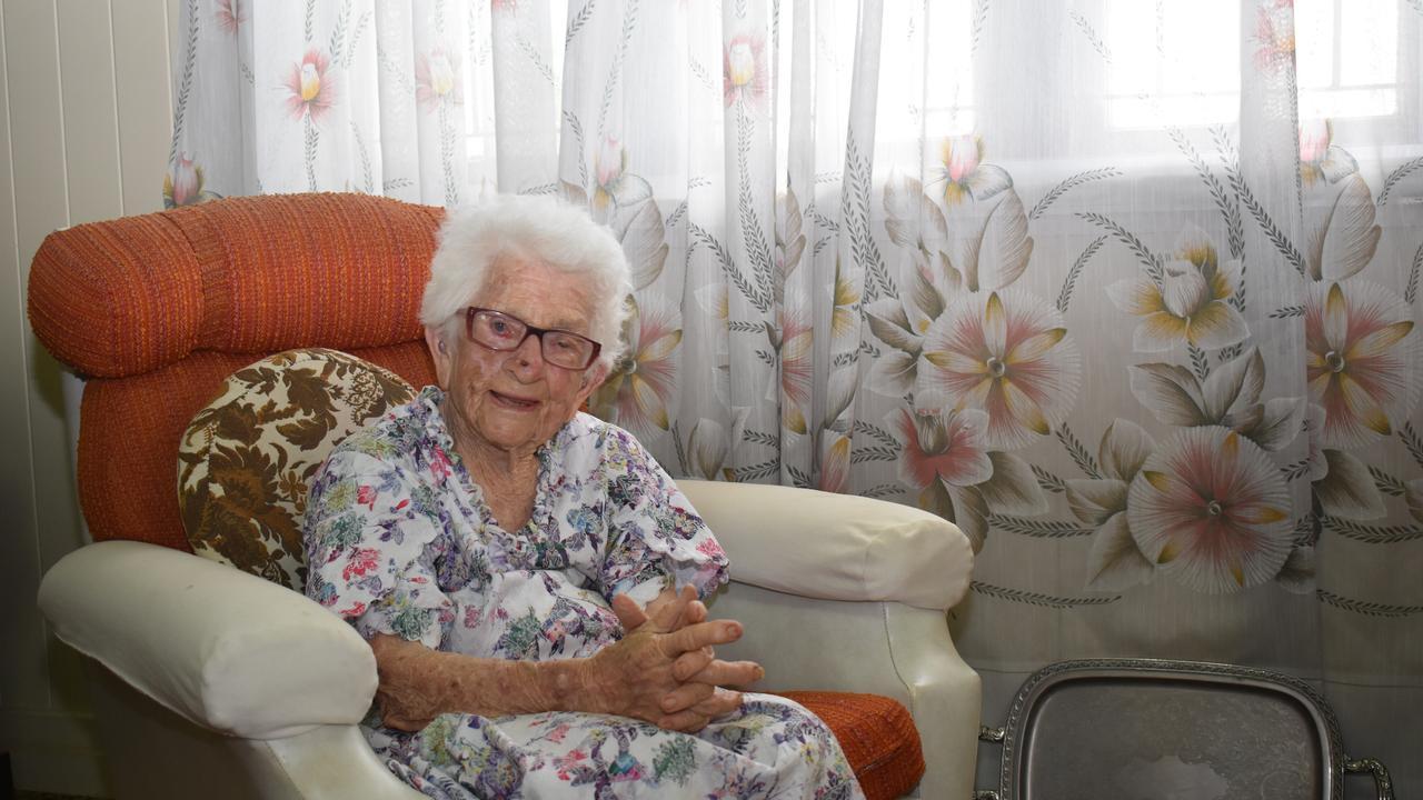 Ebbw Vale resident Elizabeth Jordan turns 109 on January 15.