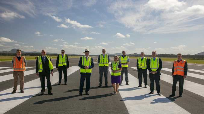 Council says it won't wear costs over runway apron issues