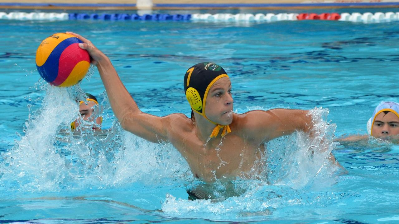 Barracudas water polo club player Will Valentine has broken into the Queensland Thunder senior squad.