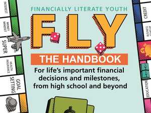 Book extract: Fly high with financial freedom