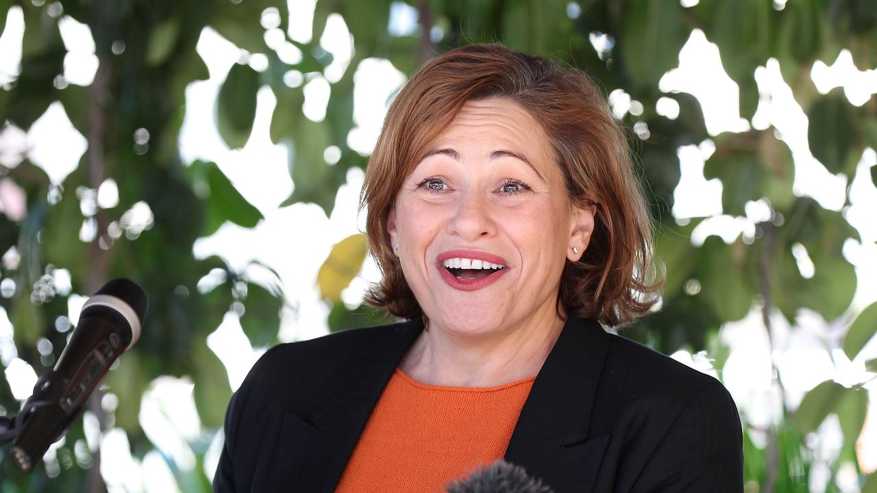 Controversial former Deputy Premier Jackie Trad offered shock lifeline back into politics