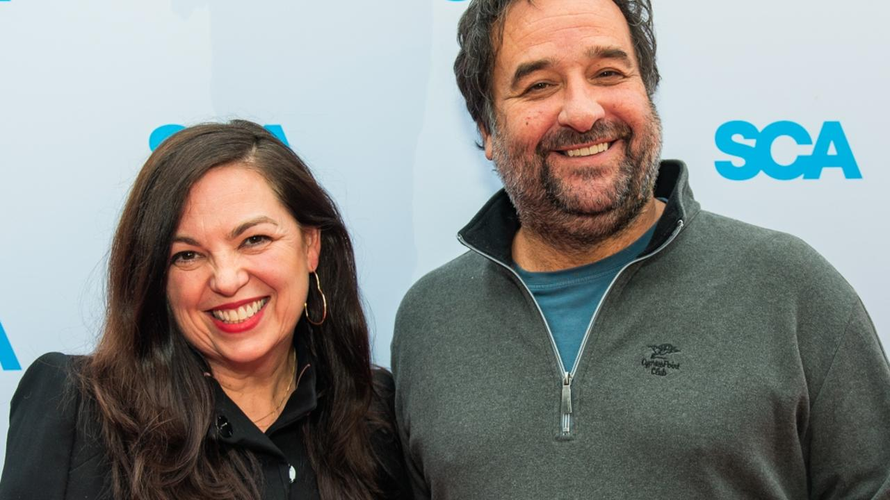Jane Kennedy and Mick Molloy will no longer host Triple M drive together. Picture: Supplied.