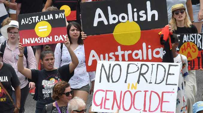 AUSTRALIA DAY: Unifying fact about date not taught in schools