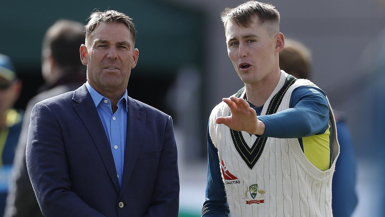Shane Warne clears the air over Marnus Labuschagne comments