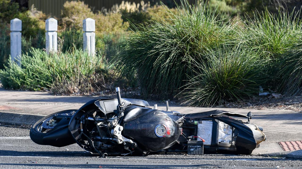 A biker has been sentenced for drink-driving after he was involved in a crash. GENERIC FILE PHOTO.