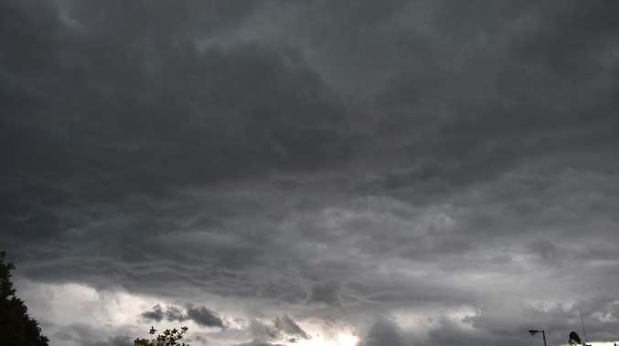 Severe storm warning puts Gympie on alert