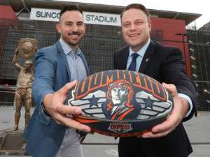 NRL expansion on life support