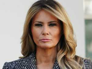 Melania's new tweet savaged online