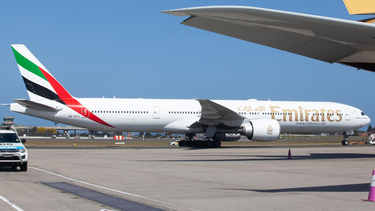 Thousands of Australians have had their plans to get home thrown into chaos after Emirates announced it was suspending flights to three capital cities.