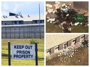 'Ludicrous' claim slammed after massive Qld prison riot