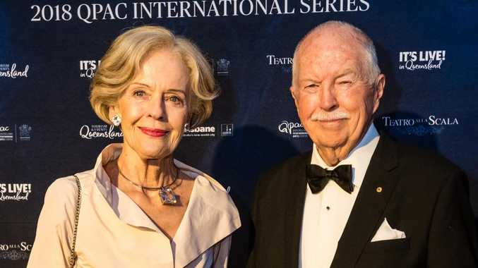 Dame Quentin Bryce's husband Michael dies, aged 82