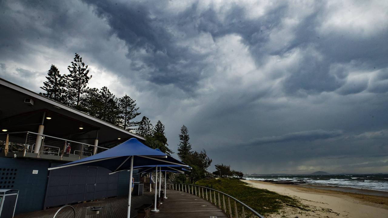 Afternoon thunderstorms are predicted to roll over the region on Saturday and Sunday. Picture: Lachie Millard