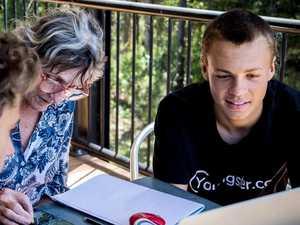 Teen techies help older folk to be part of robot revolution