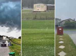 WATCH: Videos show extent of last night's wild storm