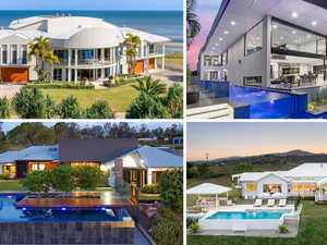 Take a look inside these expensive homes