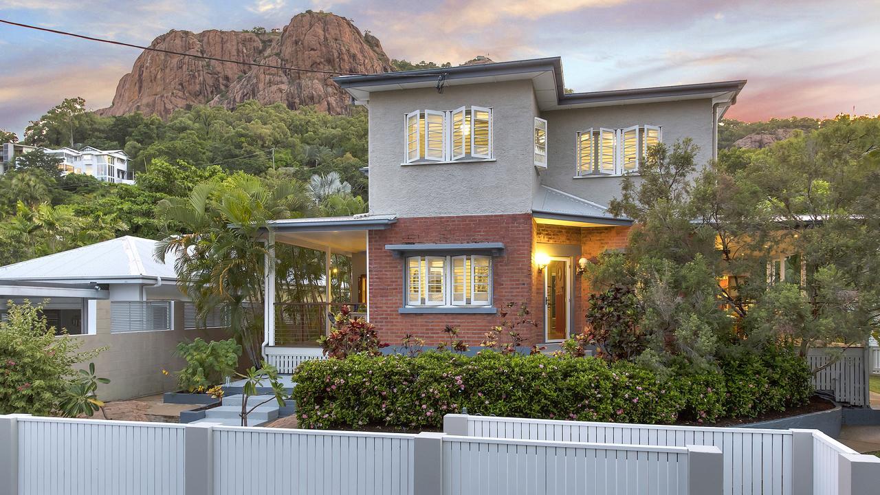 Ms Mahoney sold this North Ward house on November 25