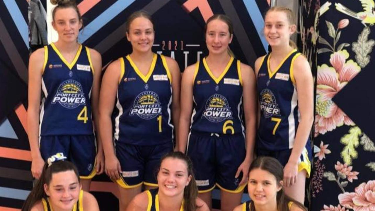 The Gladstone Power under-18 girls are playing with plenty of heart, according to coach Scott Lloyd.