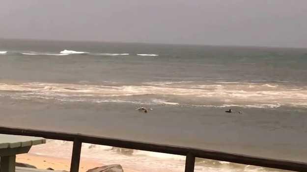 Moffat Beach rescue January 16