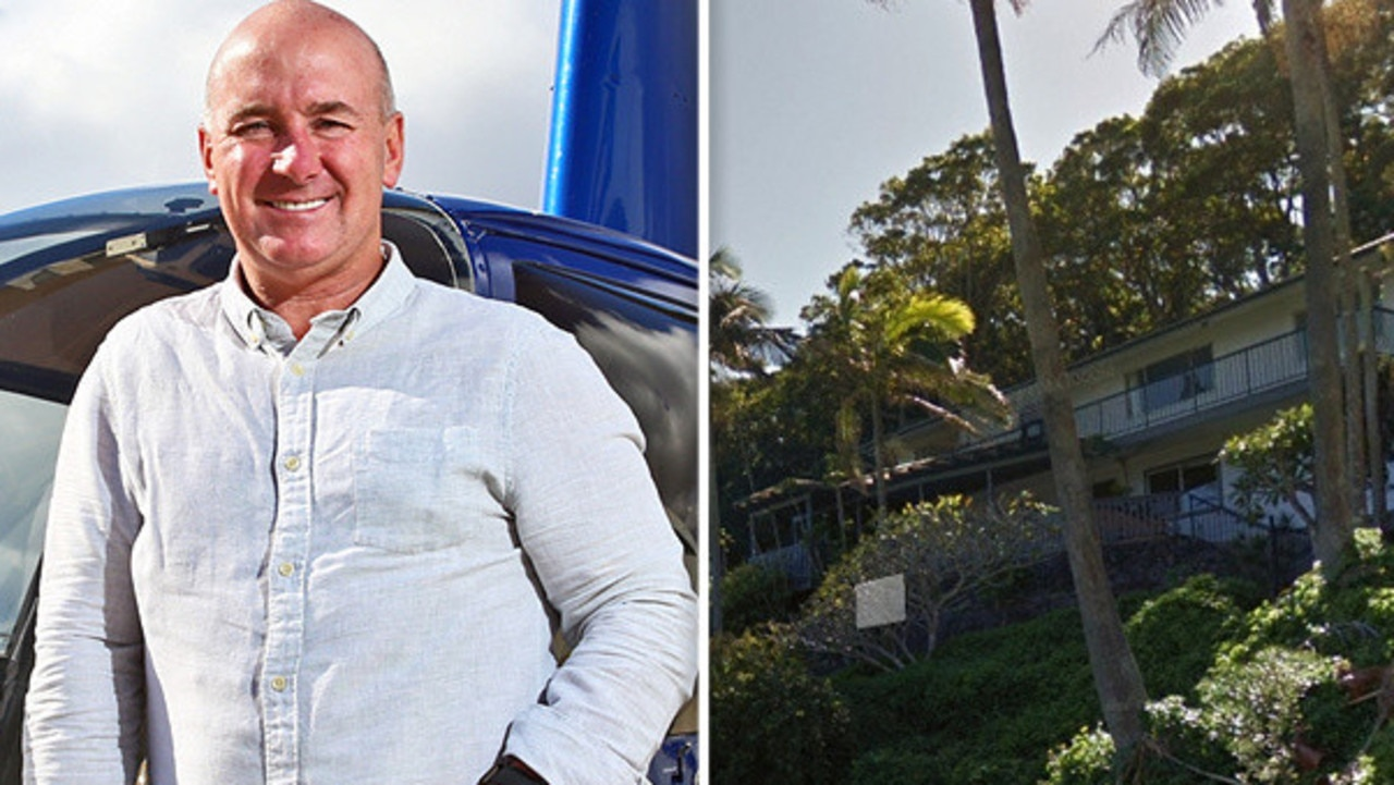 Being uber-wealthy doesn't mean you get to build whatever you want in Byron Bay. Just ask business mogul Scott Didier.