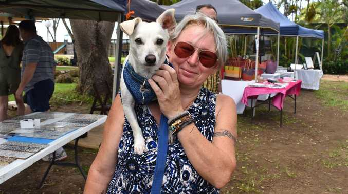 PHOTOS: Another day in paradise at Bargara Sunday markets