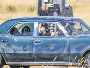 Tiny NSW town transformed into Hollywood movie set