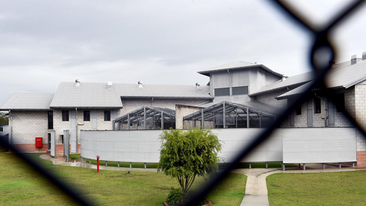 Overcrowding is a concern at Maryborough Correctional Centre.