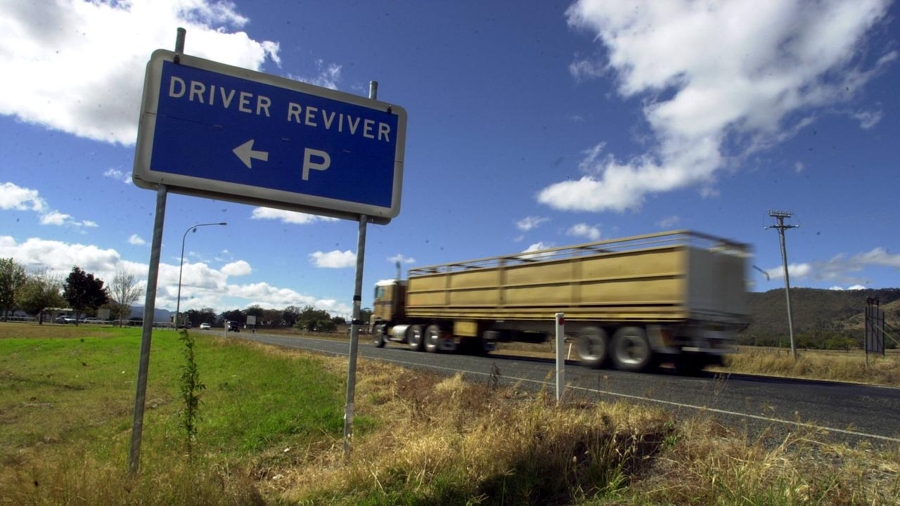 The funding allows driver reviver sites to upgrade amenities and install new equipment. Picture: David Martinelli