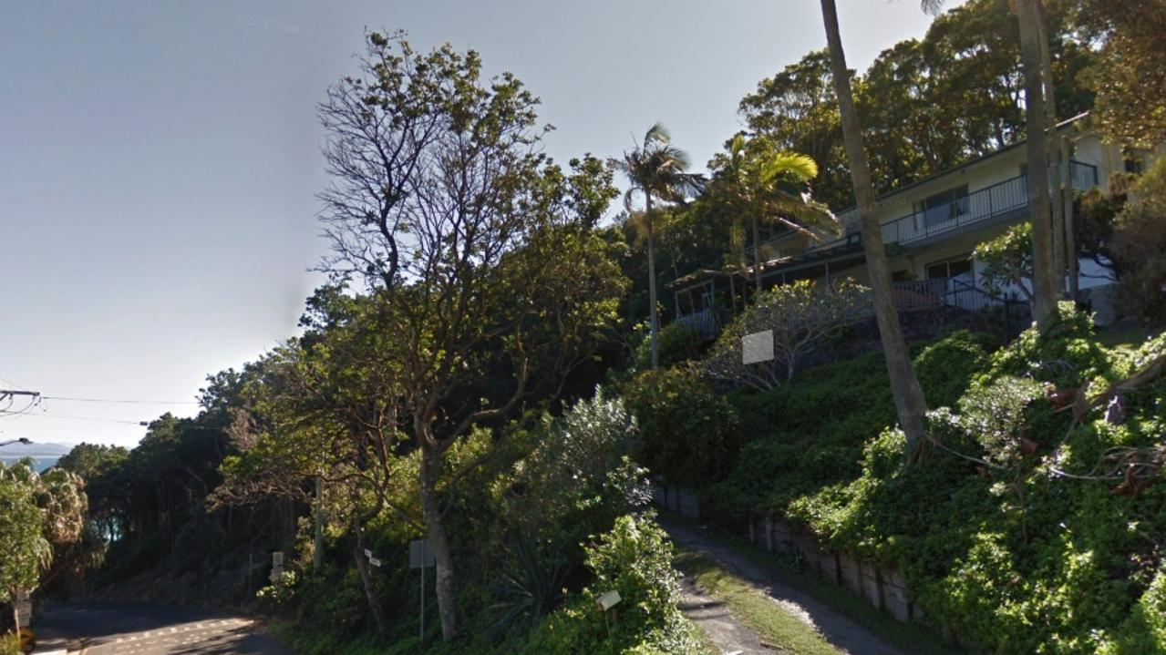 The Byron Bay property Scott Didier wants to renovate. Picture: Google