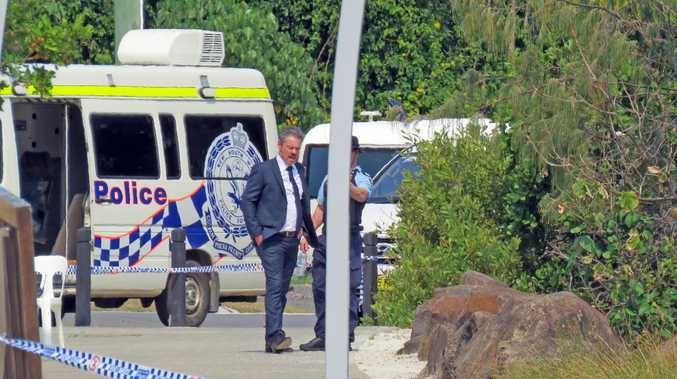 Case against boat harbour murder accused returns to court