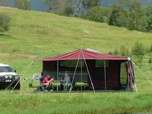 Proposal for new camping sites on the Northern Rivers