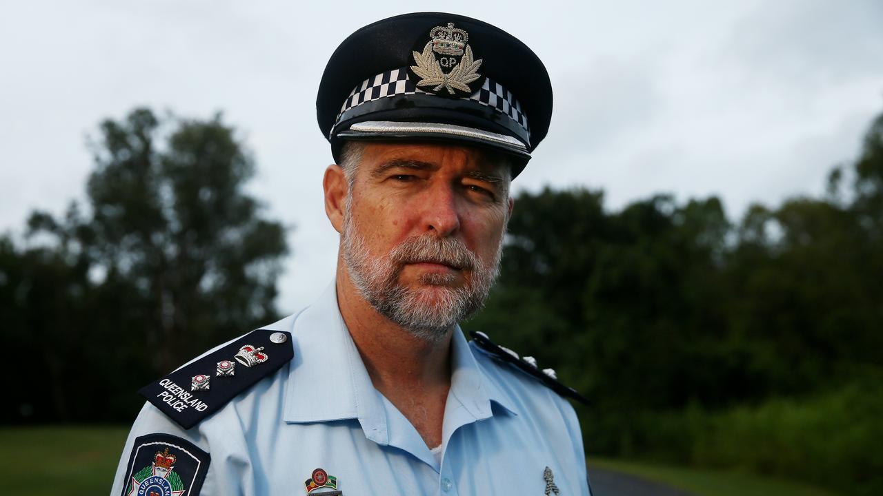Chief Superintendent Brian Huxley. PICTURE: BRENDAN RADKE
