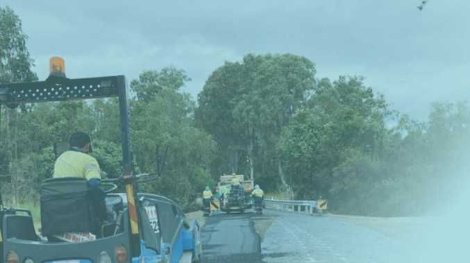 $10M spruce up of major secondary road underway