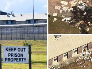 Riots, fires, assaults: Inmates revolt over virus lockdown