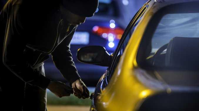 Luxury cars stolen as Coast makes 'easy' target