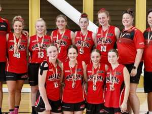Stunning silver: Meteorettes earn respect at Qld titles