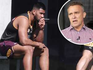 'No excuse': Broncos boss bristles at Haas arrest
