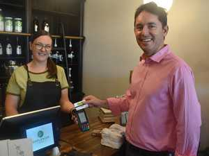 BUY LOCAL: Thousands go towards supporting local business