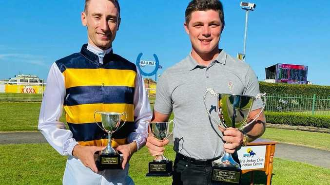 Penthurst goes to the penthouse with Ballina Cup win